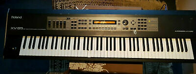 Roland XV-88 Full Size Weighted 88 Keys 128 Voices XV88  • 1,234.99£
