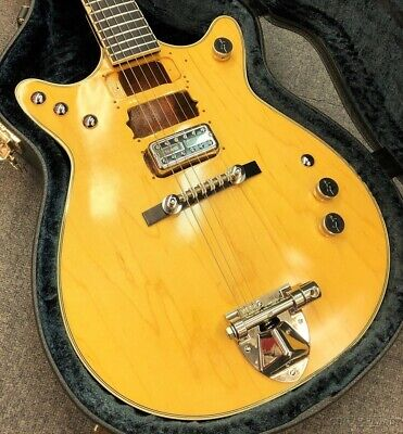 Gretsch G6131-MY Malcolm Young Signature Jet-Natural- • 2,278.58£