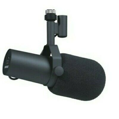 Shure SM7B Dynamic Vocal Microphone • 319.99£