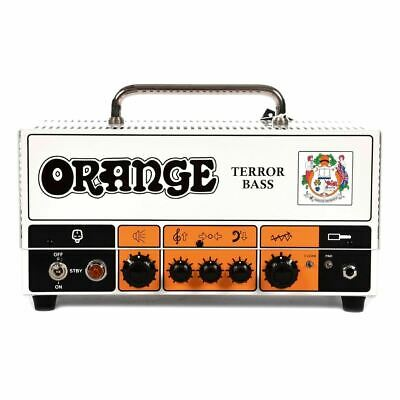 Orange Terror Bass 500W Bass Head • 600.93£