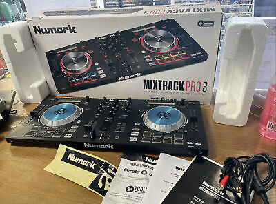 Numark Mixtrack Pro 3 All-in-One Controller Solution For Serato DJ **BOXED** • 114.99£