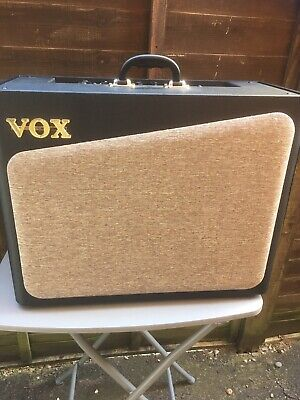 Vox AV60 Guitar Amp. Footswitch And Cover • 130£