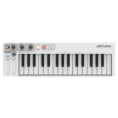 Arturia Keystep 32-Note Slimkey Controller Sequencer W/ Velocity & Aftertouch • 86.19£