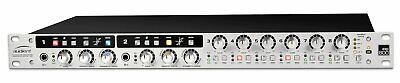 Audient 8 Channel Microphone Preamp with HMX & IRON - ASP800