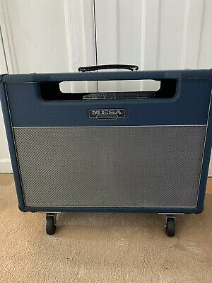 Mesa Boogie Lone Star 2x 12 Chassis And Speakers/reverb Tank