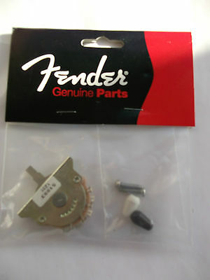Fender 5 Way Selector Switch.099-1367-000 • 12.95£