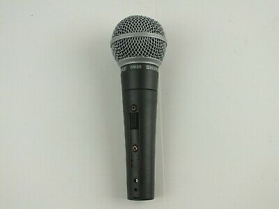 Shure SM58 Cardioid Dynamic Vocal Microphone • 48.47£