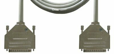 Cordial 10' Two Analog TASCAM D-Sub 25-Pin Male Cable - Gray - CFD3DDT