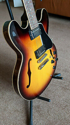 2010 Gibson ES-335 Dot, made in the Custom Shop, mint condition