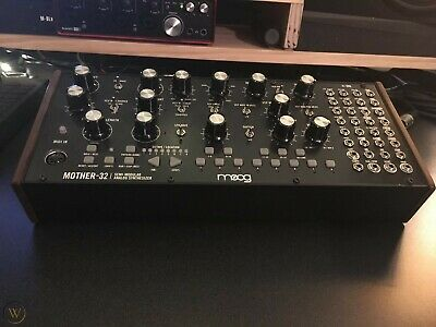 Moog Mother 32 Semi Modular Monophonic Analogue Synth Ultimate Sample Pack...!!