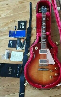 Gibson Les Paul Standard 50s Spec Guitar 2020 with Sunbear 59 PAF Pickups