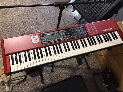 Clavia Nord Electro 3 73-Key Synthesizer Organ in Excellent Condition
