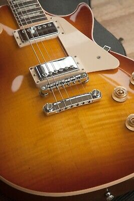 Gibson Traditional Les Paul 2013 Honeyburst Classic 57s with hard case