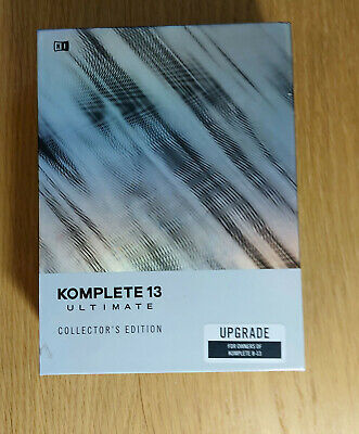 Native Instruments Komplete 13 Ultimate CE Collector's Edition, Upgrade K8-13