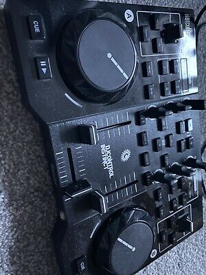 DJ Controller With USB and integrated Sound Card