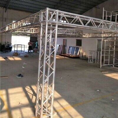 global truss f34 exhibition stand, truss stage, truss frame, gym structure.