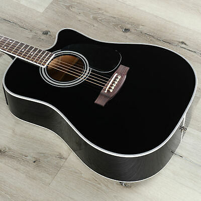 Takamine EF341SC Legacy Series Acoustic/Electric Guitar W/ CT4B Preamp + Case • 1,145.51£