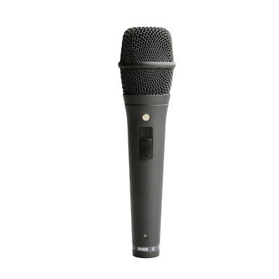 Rode M2 Super Cardioid Live Performance Condenser Vocal Microphone • 79£