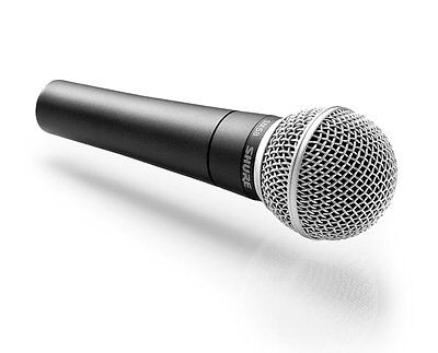 Shure SM58-LC Professional Vocal Microphone • 75.34£