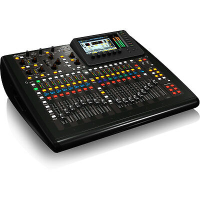 Behringer X32 COMPACT 40-Input 25-Bus Digital Mixing Console W/ Mic Preamps • 1,367.53£
