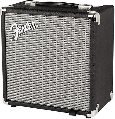 Fender Rumble 15 Watt V3 Bass Amplifier • 84£