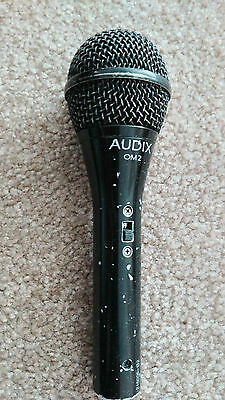 Audix OM2 Dynamic Cardioid Microphone With Switch • 29.08£
