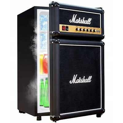 MARSHALL FRIDGE 3.2 Mini Frigorifero Arredo Design Simil Amplificatore Minibar • 300.74£