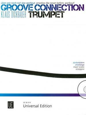 Groove Connection (3 Parts And Bass Accomp) (Trumpet Scales) UE36414 • 11.50£