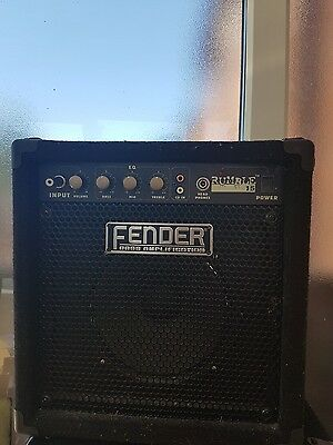 Fender Rumble 15 • 50£