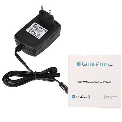 Replacement Power Supply For TC ELECTRONICS SPARK BOOSTER GUITAR PEDAL 9V EU • 8.29£