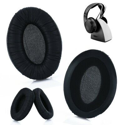 2x Replacement Ear Pads Cover Cushion For Sennheiser HDR120/110 RS120 Headphones • 2.89£