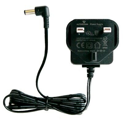 9V Zoom G1on Effects Pedal Replacement Power Supply • 9.99£