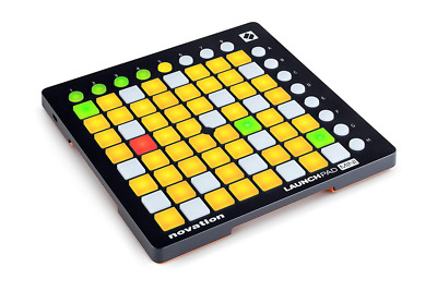 Novation Launchpad Mini MKII Compact USB Grid Controller For Ableton Live • 84.97£