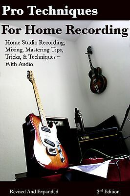 Home Studio Recording Tips / Tricks Great For Shure Beta 52 Sm-57 Sm-7b Users • 6.74£