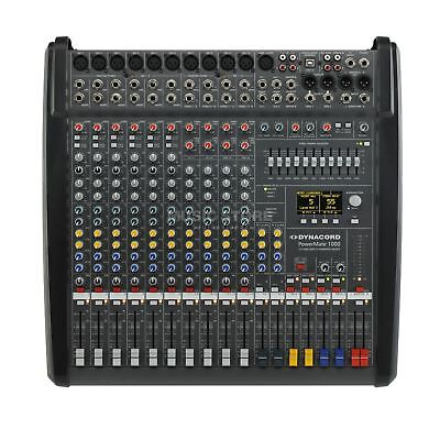 Dynacord Powermate 1000-3 10-channel Compact Mixing System **exclusive Seller** • 2,047.51£