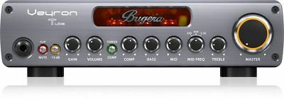 Bugera VEYRON TUBE BV1001T Ultra-Compact 2,000-Watt Class-D Bass Amplifier • 415.32£