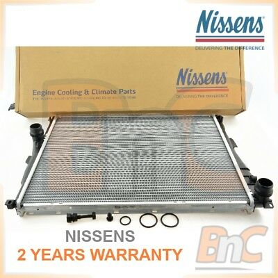 Genuine Nissens Heavy Duty Engine Cooling Radiator Bmw E46 320 330 D Cd • 99.53£
