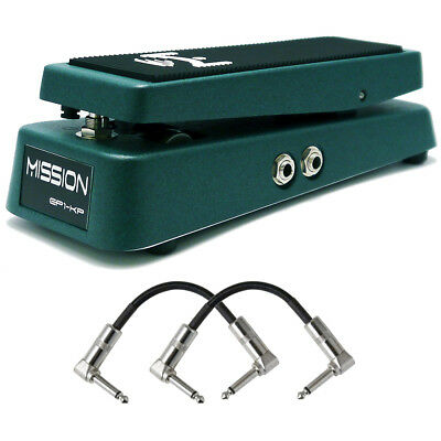 Mission Engineering EP1-KP Expression Pedal Kemper Profiler Green + Cables