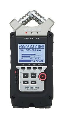 Zoom H4n Pro/UK Handy Recorder • 219£