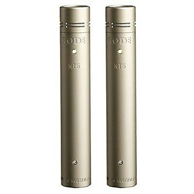 Rode NT5 MP Condenser Microphones For Drum Set, Matched Pair NT5 Matched Pair • 442.10£