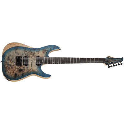 Schecter Guitars 1501 Reaper-6 Electric Guitar, Satin Sky Burst • 508.66£