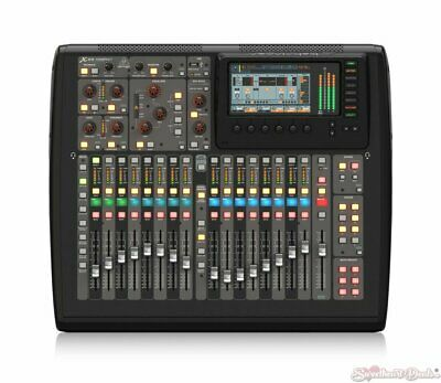 Behringer X-32 Compact 40-Input 25-Bus Digital Mixing Console - X32COMPACT • 1,368.29£