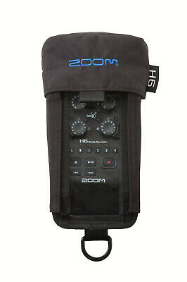GENUINE BRANDED CASE ZOOM PCH-6 Protective Case For H6 - BOXED - USA IMPORT • 38£