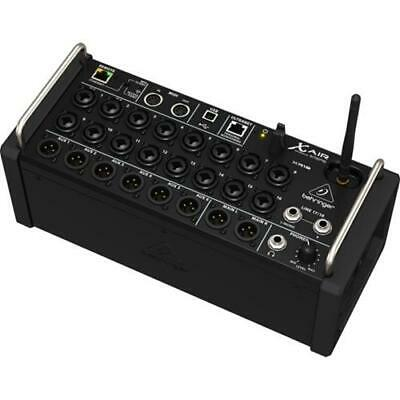 Behringer Xr18 Mixer Digitale X-air Ipad Android Wifi Usb Lan 18 Canali 12 Bus 1 • 429.13£