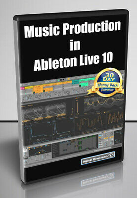 Music Production in Ableton Live 10 Videocourse