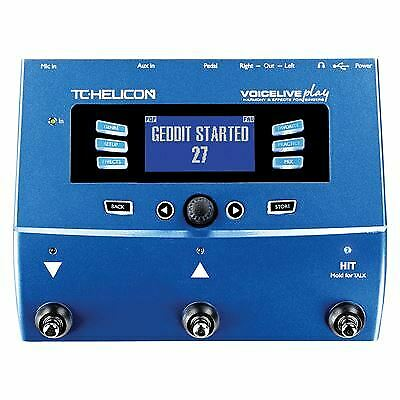 TC HELICON VoiceLive Play - Harmony And Effects For Singers [ TC090 ] • 297.58£