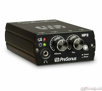 PreSonus HP2 Battery-Powered Stereo Headphone Amplifier • 95.11£