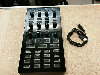 BEHRINGER MIDI CONTROLLER CMD DV-1 Good Condition Free Shipping!! • 63.37£