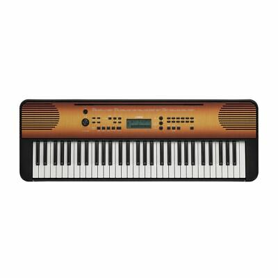 Yamaha PSR-E360 61 Key Portable Keyboard Maple • 160.41£