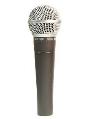 Shure Sm58-lc Vocal Microphone • 64.69£
